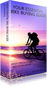 Ebook cover: Your Essential Bike Buying Guide