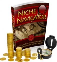 Ebook cover: The Niche Navigator