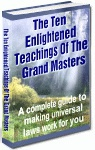 Ebook cover: The Ten Enlightened Teachings of the Grand Masters