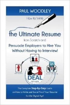 Ebook cover: How to Write the Ultimate Resume