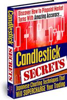 Ebook cover: Candlestick Secrets