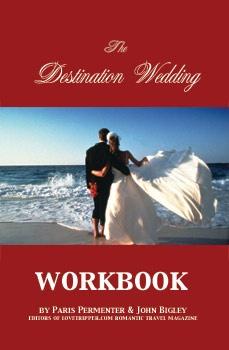 Ebook cover: The Destination Wedding Workbook