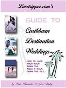 Ebook cover: Guide to Caribbean Destination Weddings