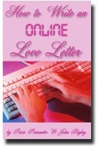 Ebook cover: How to Write an Online Love Letter