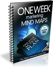 Ebook cover: One Week Marketing