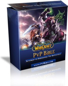 Ebook cover: PVP Bible