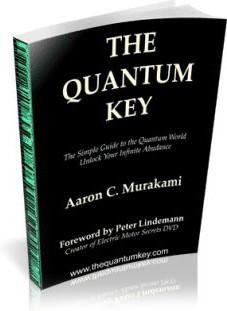 Ebook cover: The Quantum Key