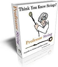 Ebook cover: Think You Know Guitar Strings?