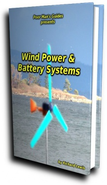 Ebook cover: Windmill and motor analyzer
