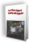 Ebook cover: Poor Man's Guide to Welding With Batteries