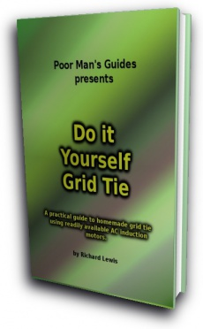 Ebook cover: Do it Yourself Grid Tie
