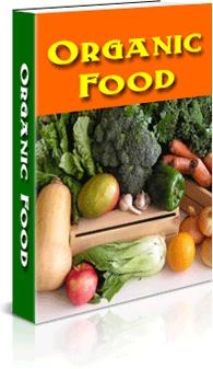Ebook cover: ORGANIC FOOD