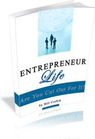 Ebook cover: ENTREPRENEUR LIFE -