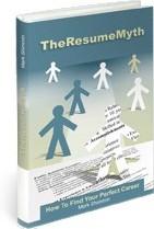Ebook cover: The Resume Myth
