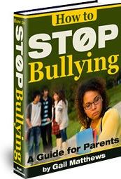 Ebook cover: How to Stop Bullying