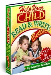 Ebook cover: Help Your Child Read & Write Better