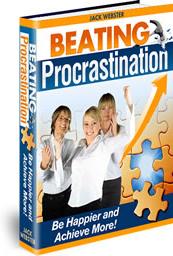 Ebook cover: Beating Procrastination