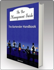 Ebook cover: The Ultimate Book For Bar & Lounge