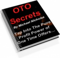Ebook cover: OTO Secrets