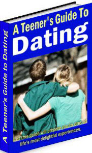 Ebook cover: A Teener's Guide To Dating