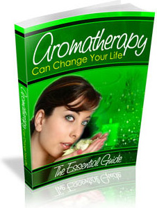 Ebook cover: How Aromatherapy Can Change Your Life
