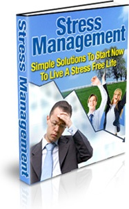 Ebook cover: Stress Management