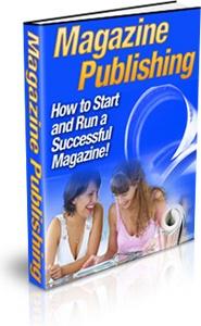 Ebook cover: Magazine Publishing