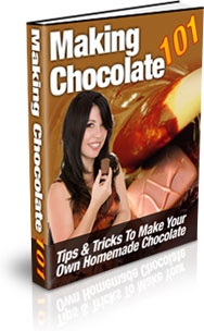 Ebook cover: Makring Chocolate 101