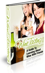 Ebook cover: Wine Tasting