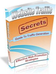 Ebook cover: Website Traffic Secrets