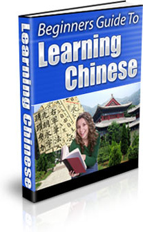 Ebook cover: Beginners Guide To Learning Chinese