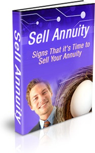 Ebook cover: Sell Annuity