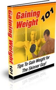 Ebook cover: Gaining Weight 101