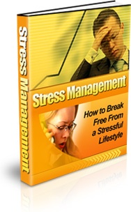 Ebook cover: Stress Management