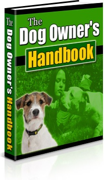 Ebook cover: The Dog Owners Handbook
