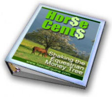 Ebook cover: Horse Cents
