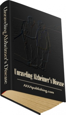 Ebook cover: Unraveling Alzheimer's Disease