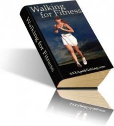 Ebook cover: Walking for Fitness