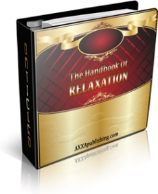 Ebook cover: The Handbook Of Relaxation!