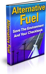 Ebook cover: Alternative Fuel