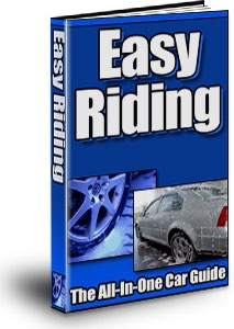 Ebook cover: Easy Riding: The All-In-One Car Guide
