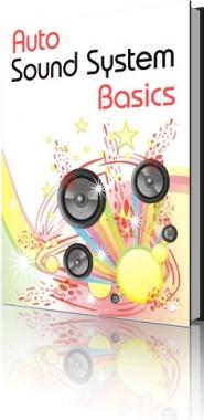 Ebook cover: Auto Sound System Basics