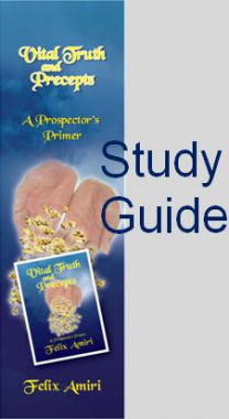 Ebook cover: Vital Truth and Precepts Study Guide