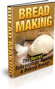 Ebook cover: Bread Making