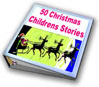 Ebook cover: 50 Christmas Childrens Stories