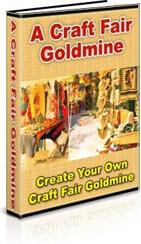 Ebook cover: Craft Fair Goldmine
