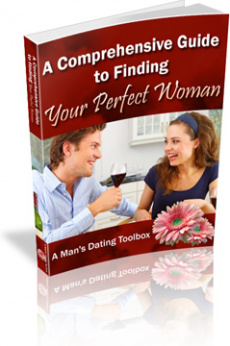 Ebook cover: The Comprehensive Guide to Finding Your Perfect Woman