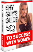 Ebook cover: Shy Guy's Guide To Success With Women