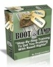 Ebook cover: Resell Rights Bootcamp