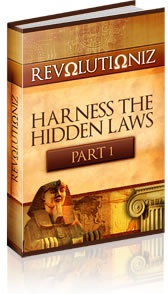 Ebook cover: Revolutioniz Harness The Hidden Laws